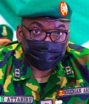 Late Lt. Gen. Ibrahim Attahiru