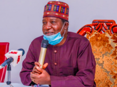 Simon Lalong, governor of Plateau