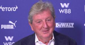 Roy Hodgson, Crystal Palace boss
