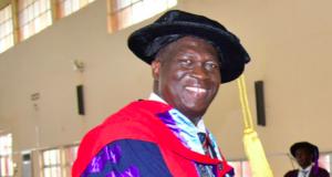 Professor Lawrence Nwanna