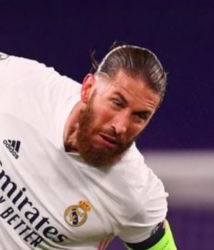 Real Madrid's Sergio Ramon