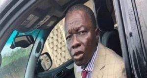 Pastor Otamayomi Ogedengbe