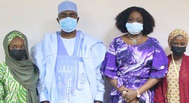 Buba Marwa and Abike Dabiri-Erewa