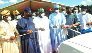 President Buhari, Sanwo-Olu and others