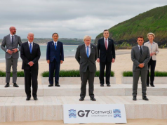 G7 leaders held a three-day meeting in Cornwall