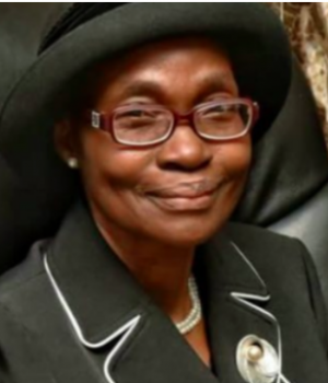 Oluwatoyin Akeredolu, chief judge of Ondo state