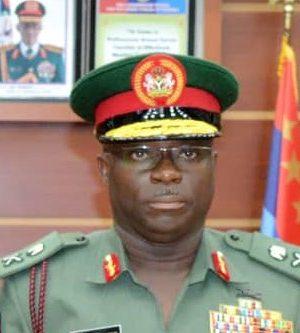 Major General Benjamin Olufemi Sawyer