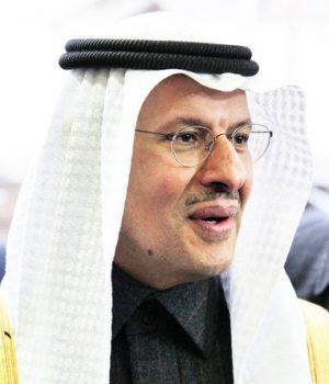 Prince Abdul Aziz bin Salman, the Saudi Energy Minister