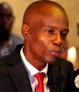 Late Haiti's President Jovenel Moïse