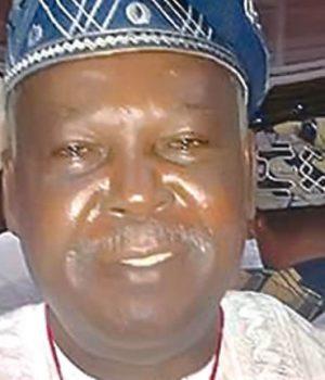 Adegbola Dominic,Lagos PDP Chair