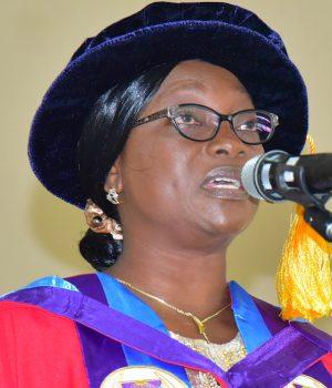Prof. Olufunmilayo Omoba