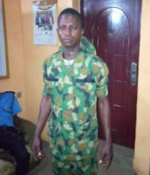 Ex-convict, Segun Ogundeji